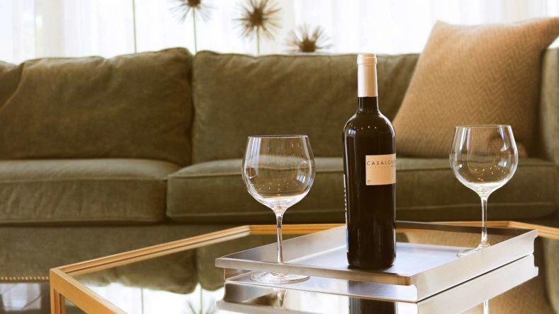 Uchování otevřeného vína